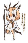 Thomsons-gazelle-kemono-friends