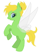 Tinker Bell ponified