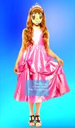 2020 Sandra Cure Clover Little Pink Princess