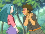 Brock Meets Samantha