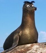 Gerald in Finding Dory