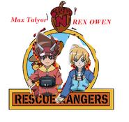 Max n owen rescue rangers (Ramke)