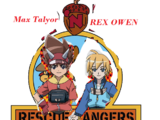 Max and Rex Rescue Rangers