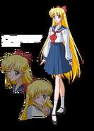 Minako Aino Crystal