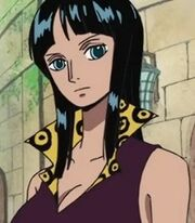 Nico Robin (TV Series)