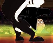 Pepe shakes butt 1