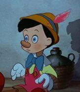 Pinocchio in Pinocchio