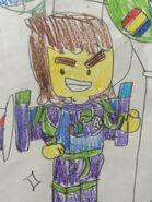 Space Ranger Rex Dangervest