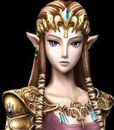 Zelda in The Legend of Zelda- Twilight Princess