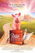 Babe Pig in the City (1998)
