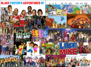 Blake Foster's Adventures of Like Mike