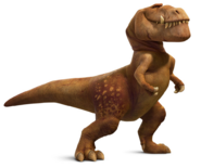 Butch the good dinosaur disney pixar