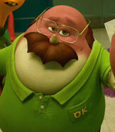 Don Carlton in Monsters University