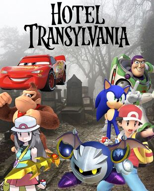 Hotel Transylvania (2012; Gabriel Adam Pictures Style) Poster-0