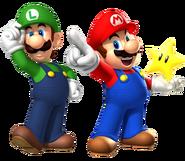 Mario and luigi 3