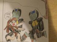 Riotroopers Kidnap Tarzan (Runt)