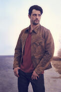 Roswell, New Mexico S1 Promotional Portrait Max Evans