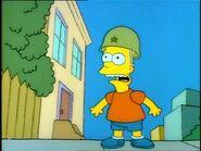 Sergeant Bart Simpson