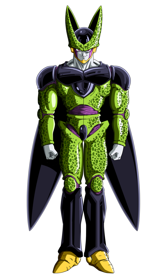 dragon ball z contre cell