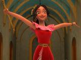Elena in Wonderland