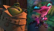 Le Frog and Gabi