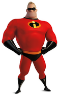 Mr incredible incredibles 2