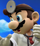 Dr. Mario in Super Smash Bros. for Wii-U and 3DS