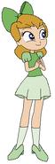 Lily aroundtheworldwithparker