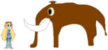 Star meets Woolly Mammoth