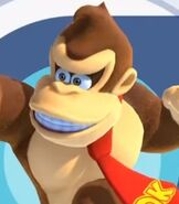 Donkey Kong in Mario and Sonic at the Olympic Games Tokyo 2020