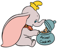 Dumbo-cookies