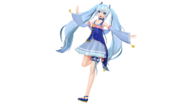 Mmd snow miku 2017 edition 2 dl by luiz7429-db1nuxv