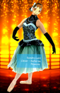 Sandra Cure Clover - Ballerina Princess