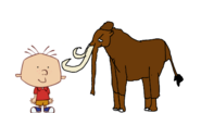 Stanley Griff Meets Woolly Mammoth