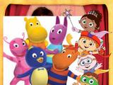 Super Why, Wonder Red, Princess Presto, and Alpha Pig's Clues