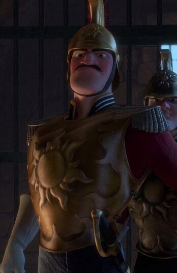 Tangled Captain