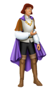The Swan Princess - Prince Derek - Profile Picture