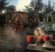 Theo the Traction Engine