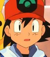 Ash Ketchum in Pokemon Jirachi Wish Maker