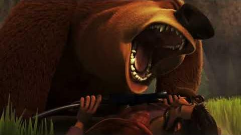 Beauty and the Grizzly Bear - Part 25 Boog vs Ruber