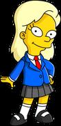 Greta Wolfecastle (The Simpsons)