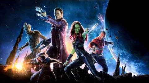 Guardians of The Galaxy 2014 FULL Soundtrack COMPLETE Album CD1 & CD2