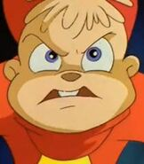 Alvin Seville in Alvin and The Chipmunks Trick or Treason