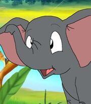 Baby Elephant (E038) (Riley's Adventures TV Series)