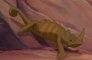 Chameleon, Jackson's (The Lion King)