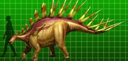 Kentrosaurus kyoryu-king
