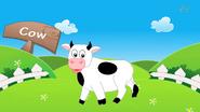 Kids TV Cow