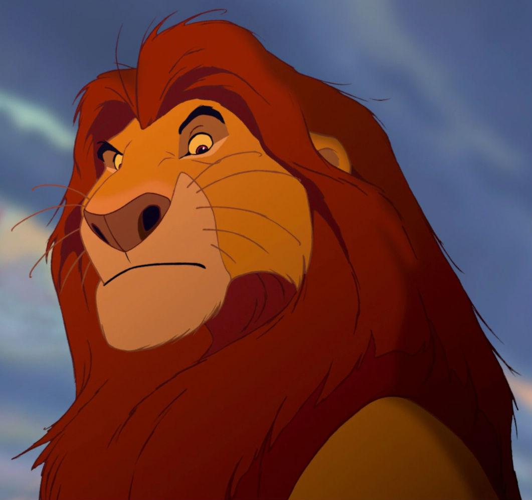 Cartoon Characters Lion King : Mufasa the parody wiki fandom powered by wikia