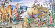 Noah's Ark Mammoths