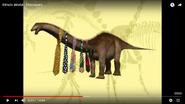 Sesame Street Brontosaurus
